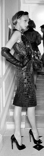 Christian Dior Haute Couture Spring 2012 #josephine#vogel