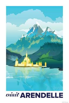 Let's go to Arendelle