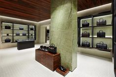 Givenchy Men's Flagship Store, Paris – France » Retail Design Blog