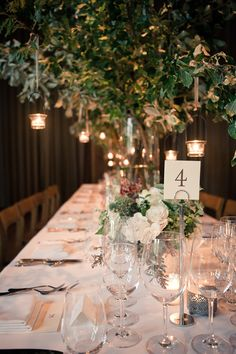 Floral design: Taylor Patterson, Fox Fodder Farm - Rebecca & Matt   Rustic Wedding at Blue Hill, Stone Barns captured by Gary Ashley, The Wedding Artists Collective - via Snippet & Ink