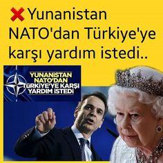 """Instagram'da Kenan Gümüş ...✒: """"👽Yunanistan NATO'dan Türkiye'ye karşı yardım istedi.. ❌Türkiye'ye karşı NATO'dan yardım isteyen Yunanistan Başbakanı Kiriakos Miçotakis…"""""""