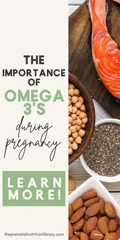 Fish shouldn't be avoided during pregnancy. Instead, you should try to include fish several times a week to help you get your omega 3 needs to have a healthy pregnancy. The type of fish does matter, so check out this post for the best types of fish to eat during pregnancy and which fish to avoid. #fishduringpregnancy #omega3 #healthypregnancy #prenatalnutrition