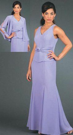 Plus Size Mother Bride Dresses | Ursula Petite Plus Size Mother of the Bride Dress 51122W image