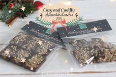 Adventskalender Türchen Nr. 7 - Weihnachtsschokolade mit süßer Verpackung