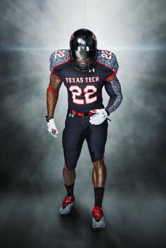 Texas Tech Uniforms Wounded Warrior Project 1 - STACK