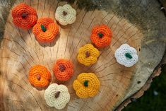 Fall is officially here! Celebrate the season with Simply Crochet's adorable pumpkin crochet pattern. It's up for free over on Gathered 🎃 Simply Crochet, Free Crochet, Knit Crochet, Crochet Pumpkin Pattern, Halloween Crochet Patterns, Halloween Themes, Halloween Decorations, Knitting Patterns, Sewing Patterns