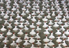 The 13 Things That Whirling Dervishes Can Teach Us About Love, Life...And Spinning Until You're Dizzy Enough To Puke. #Rumi #Sufi #Dance #Spirituality #Turkey #Meditation