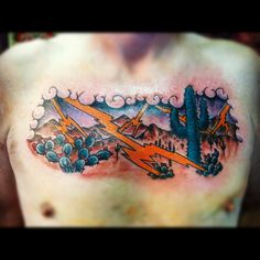 traditional desert tattoo - Google Search