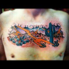 traditional desert tattoo - Google Search