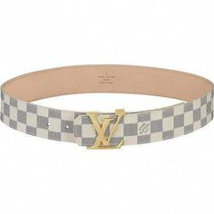 c199109fd57e Louis Vuitton Belt Lv Initiales Damier Belt M9609W Bmy- 109   Louisvuittonhandbags