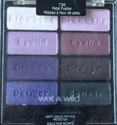 Naturally Sukirti : Beauty Review: Wet N Wild Color Icon Palette (Peta...