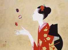 .:.  mortisia:Seiichi HayashiHayashi Seiichi (1945-)  林静一 illustration from manga Red Colored Elegy 赤色エレジー, 1970