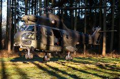 Eurocopter Puma HC2 - XW232 - RAF