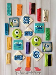 Monster University por You Can Call Me Sweetie