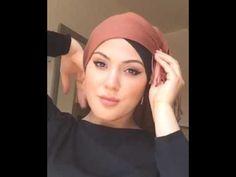 EASY | NO PINS | HIJAB TUTORIAL | TURBAN | NECK COVERAGE | - YouTube Turban Tutorial, Hijab Style Tutorial, Tutorial Hijab Wisuda, Hijab Turban Style, Middle Eastern Fashion, Sister Bracelet, Mode Hijab, Scarf Styles, Hijab Styles