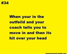 that awkward moment when you're staring at the coach as they point in different directions... where do I go?