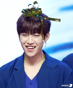 Wanna-One - Park Woojin Miss U So Much, I Miss U, Day Of My Life, Having A Bad Day, 3 In One, Great Pictures, Kpop Boy, Sehun, New Music
