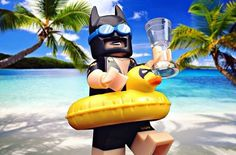 Vacation batman . . . #legomadd #brickinsider #justlego101_feature #legopic #toyslagram_lego #toy_lego #photograghy #brickpals #legoforce #brick_amazing #brickcentral #bricknetwork #minifigures #bricks #Lego #Legopic #hashtag #photo #jcbricks #legophotograghy #brickpic #toydiscovery #lego_hub @lego #brickpichub #batman #batmanmovie