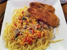 Cheesecake Factory Louisiana Chicken Pasta Recipe!  I need to try this!