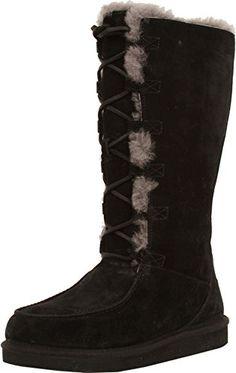 Womens Boots UGG Uptown II Black