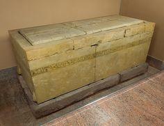 Sarcophagus of the Hathor Priestess Henhenet | Middle Kingdom | The Met