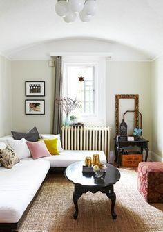 Covet Garden Home #eclectic #livingroom