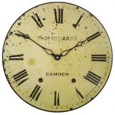 Camden Wall Clock 36cm