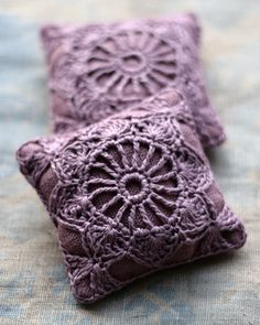 Lavender sachets | by namolio