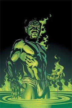 Ra's Al Ghul: His Lazarus pit makes him a recurring villain in Gotham City. Top Villains, Comic Villains, Comic Book Artists, Comic Books Art, Comic Art, Batman Universe, Comics Universe, League Of Assassins, Ras Al Ghul