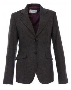 Idée cadeau pour elle : La veste cintrée en Tweed #BruceField #Valentinesday