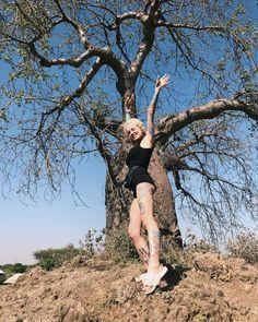 "12.4 tis. To se mi líbí, 25 komentářů – BantikBoy (@bantikboy) na Instagramu: ""Повстречала в Африке кучу баобабов, это дерево такое огромное 🌳 @altezza.travel 🍀 постарались нам…"""