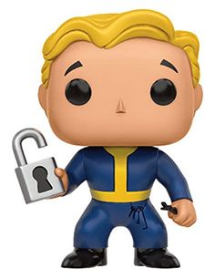 Funko POP! Fallout: Locksmith - Play & Collect Exclusive ...