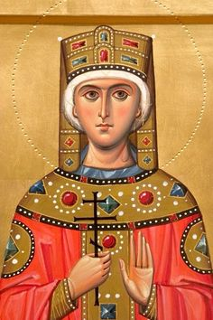 Image result for st. helen icon