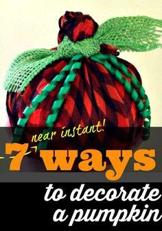 7 Near-Instant Ways