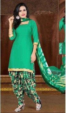 Emerald Color Crepe Silk Straight Cut Casual Wear Punjabi Patiyala Suit   FH535880778 >>> Follow Us @heenastyle <<< ----------------------------------------------- #punjabisuit #instalike #patialashahi #patialasuit #salwar #followme #sardarni #instaselfie #dupatta #instafollow #instamood #punjabisuit#indiandesignersuits#suits#salwarkameez#lehanga#kurtis#punjabifashion#bollywoodcelebritydresses #punjabikudi #punjaban #punjabi #punjab #punjabiquote #heenastyle #shopping #heenastyle