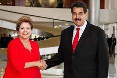 Resultado de imagem para Imagens de Dilma e Maduro
