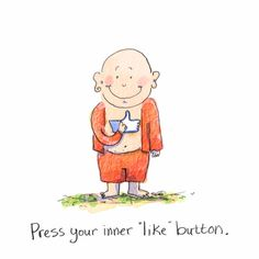 Buddha Doodles ..*