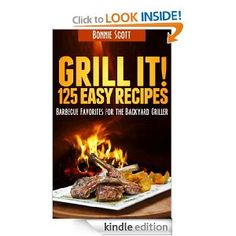 With Let's Grill! you'll find recipes for every type of meat, vegetable and loads of great ideas to make your grilling fun, fast and enjoyable. There's no need for fancy tools, an expensive grill or a long preparation time. These recipes are created so everyone can enjoy the flavor and ease of grilling without a lot of fuss or mess.