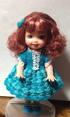 Crocheted by Shirley Elkins size 80 thread