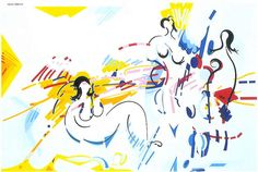 Período Antropomorfico — Nadir Afonso
