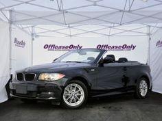 2010 BMW 1-Series 128i Convertible
