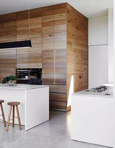 Wood&white