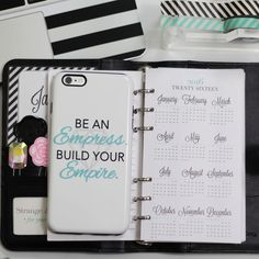 Looking for an elegant 2016 Year at a Glance calendar for your Filofax or Planner? This FREE insert is available in both Personal & A5 size for use in a variety of different planners! Although these insertswill print on standardREAD MORE