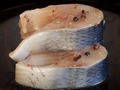 Слабосолёная сельдь с горчицей — никогда не ела такой вкуснятины!