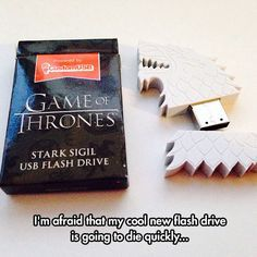 Stark Sigil USB Flash drive