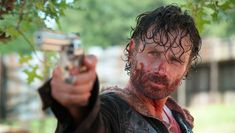 Andrew Lincoln as Rick Grimes – The Walking Dead _ Season Episode 11 – Photo Credit: Gene Page/AMC Andrew Lincoln, Rick Grimes, Judith Grimes, Norman Reedus, Walking Dead Season 6, Fear The Walking Dead, Daryl Dixon, Coming To Theaters, Talking To The Dead