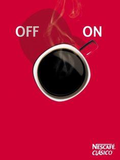 ¡Buenos días y gran inicio de semana! :) #Anuncio de #Publicidad de Nescafé.