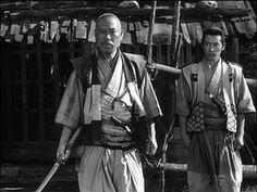 志村喬(shimura takashi) Actor 『七人の侍』(The Seven Samurai) 1954