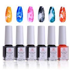 Cheap Nail Polish, Nail Polish Kits, Gel Polish Colors, Nail Art Kit, Best Nail Polish, Nail Polish Designs, Nail Art Tools, Nail Art Designs, Gel Color