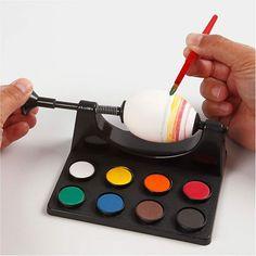 Μηχανή βαφής πασχαλινών αυγών! Βρείτε την εδώ: Plastic Cutting Board, Products, Vellum Paper, Watercolors, Colouring Pencils, Gadget